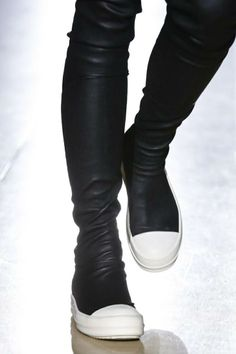 Rick Owens, AW'14 Boots.