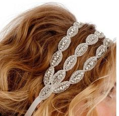Triple Strand Headband