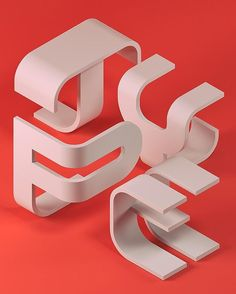 "294 Me gusta, 10 comentarios - Serafim Mendes (@serafim.mendes) en Instagram: ""@36daysoftype is about to start! It's time to celebrate typography! #type #typography #3d #design…"""