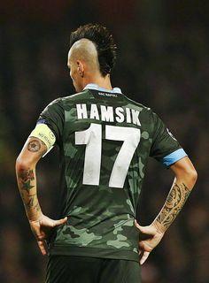 Marek HAMSIK - SSC Napoli