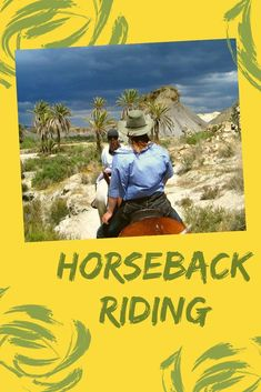 Enjoy the gorgeous desert landscape on the back of a horse! Las Vegas Tours, Desert Landscape, Horseback Riding, Horses, Activities, Painting, Painting Art, Paintings, Equestrian