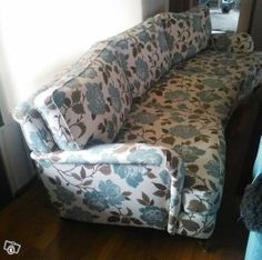 Kaunis Howard-sohva