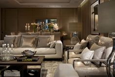 Lateral Apartment - Art Deco Style Interior Design - Honky
