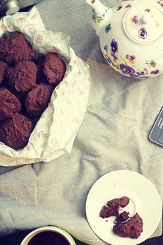 Bezglutenowe ciastka czekoladowe My Recipes, About Me Blog