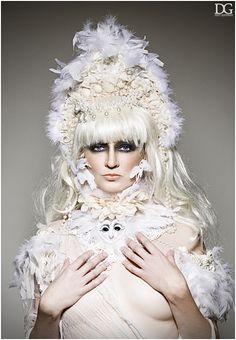 Owl makeup by Jess Berrios