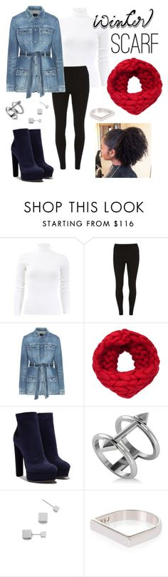 """Lilith"" by jurneefade ❤ liked on Polyvore featuring Michael Kors, Dorothy Perkins, Yves Saint Laurent, Casadei, Allurez, Vita Fede and MSJ by Mira S Designs"