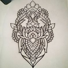 Mandala for Jellyfish Kunst Tattoos, Tatuajes Tattoos, Bild Tattoos, Tattoo Design Drawings, Tattoo Sketches, Tattoo Designs, Forearm Tattoos, Body Art Tattoos, Cool Tattoos