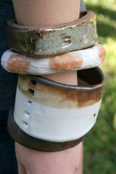 JuJu Made - Ceramic Bangles