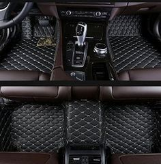Amazon.com: Gallop All Weather Protection Waterproof 3 Piece Full Set Floor Mats Leather Floor Liners Custom Fit Floor Carpets for Mazda CX5 2013-2015 (Black): Automotive