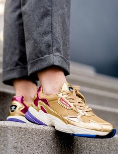 24 Best Adidas Falcon images | Adidas, Adidas outfit, Fashion