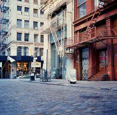 New York City:)