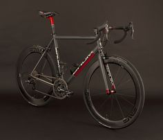 GTB, Grey, Red, Corretto /by Baum Cycles #flickr #sexy #roadie