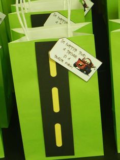 Disney Cars Birthday Party Ideas | Photo 6 of 53 | Catch My Party