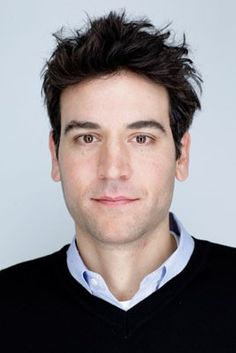 I've been watching a lot of How I Met Your Mother, so naturally...Josh Radnor