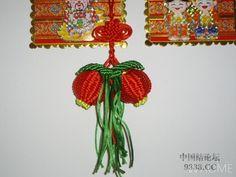 中国结 石榴教程 立体绳结教程与交流区   ebcbb3d630bac118504d2390c2ff98d30 1