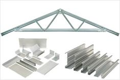 light steel roof trusses - Metal Roof Trusses