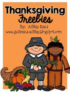 Thanksgiving Freebies! packet includes: * Story Elements Graphic Organizer * ABC Order Page * Comparing Pilgrims and Indians Double Bubble Map * How to Cook a Turkey Graphic Organizer, Story Planning Page, and Final Draft Page * I am Thankful Acrostic Poem Page