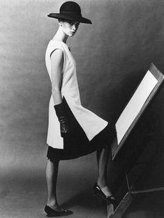 Jean Shrimpton, Photo John French