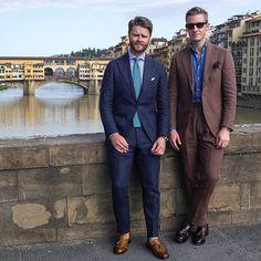 Jason & Derek of Beckett & Robb in Florence