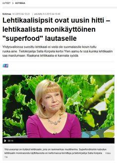 http://yle.fi/uutiset/lehtikaalisipsit_ovat_uusin_hitti__lehtikaalista_monikayttoinen_superfood_lautaselle/7854096