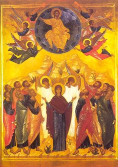 MYSTAGOGY: The Ascension of Our Lord, God, and Savior Jesus Christ