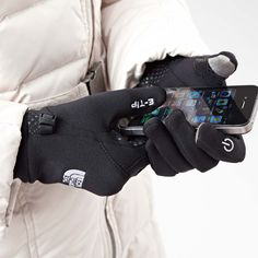THE NORTH FACE iPhone Handschuhe für den Winter