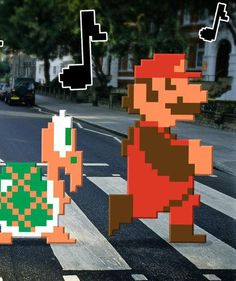 Here 15 of the best 'Super Mario' covers we found on YouTube
