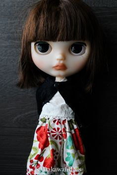 One Customized OOAK Blythe Doll / AKO / custom by Dakawaiidolls by Dakawaiidolls…