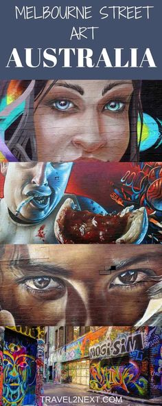 Melbourne Street Art   Best Melbourne LanewaysThe street artists of Victoria's capital are defining the city's urban culture with confidence and theback lanes are a living landscape of creativity..