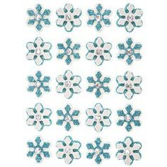 Hobbycraft Frozen Wishes Snowflakes Mini Steel Died 4 Pieces