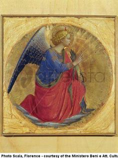 Polyptych of the Dominicans, cusp > Fra Angelico