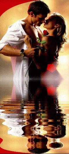 """""""Por ser exato/ O amor não cabe em si/ Por ser encantado/ O amor revela-se/ Por ser amor Invade/ E fim."""" — Djavan"""