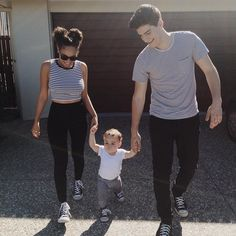 "Haddas Ancliffe on Instagram: ""One more cause I'm super proud of my little family  #chucktaylor"""