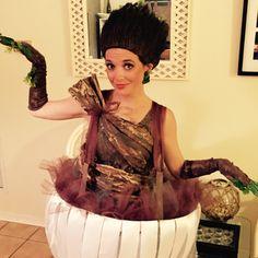 Dancing Baby Groot Halloween costume DIY