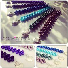 Bracciale perle colorate con cuore    per info: info@daniadesign.it  #bracciale #braccialeperle #bracelet #accessori #accessories #handmade #fattoamano #madeinitaly #creazioni #creations #handmadecreations #bijoux #perle #perlecolorate #beads #fashion #style