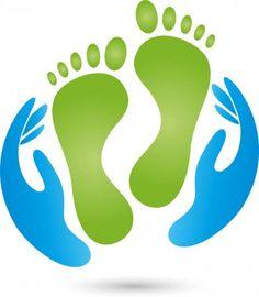 Massage Logo, Foot Massage, Free Vector Images, Vector Free, Bible Crafts, Reflexology, Feet Care, Facebook Sign Up, Art Pictures