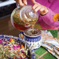 Homemade Herbal Medicines for Common Ailments - Natural Health - MOTHER EARTH NEWS