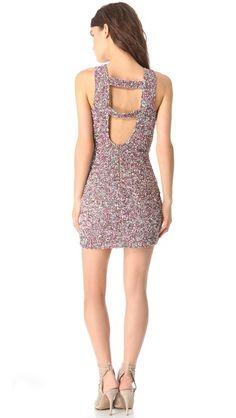 Parker Knit Splatter Sequins Dress http://pinterest.com/nfordzho/boards/