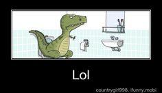 Poor Rex!!!