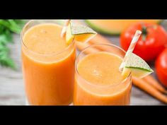 Juicing Cantaloupe - ✅WATCH VIDEO👉 http://alternativecancer.solutions/juicing-cantaloupe/     Cantaloupe juice is not only tasty and refreshing, it also has good health benefits. It contains vitamin B6, vitamin A, and folic acid, and vitamin C. It is also loaded with the immune system boosting nutrients and antioxidants. The American Cancer Society has suggested that fruit can help...