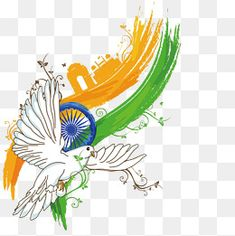 Happy Independence Day India, Independence Day Wallpaper, Clipart Images, Watercolor Paintings, India India, Clip Art, Free, Ganesha, Hd Photos