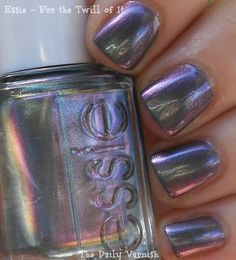 essie for the twill of it - next buy!