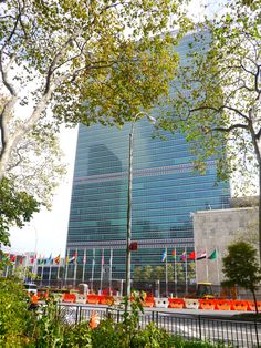 United Nations Headquaters New York, 2014