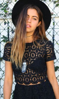 Midnight Hour Top | New Arrivals | Women's Fashion and Clothing | Online Shopping - Mura Boutique