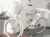 Very pretty. But it makes me think of the ghost bikes we use here as tributes to cyclists killed in accidents. =(