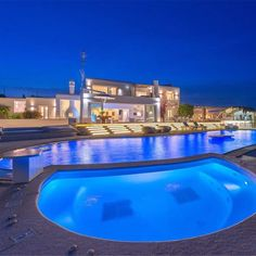 Would you live in Mykonos Greece? Rightfully named the Jewel of the #AegeanSea this stunning estate takes your breathe away.  The #white color scheme creates a calm sophisticated atmosphere with #elegance and #beauty. Listed at 23000000 by Natalie Leontaraki           Tag your friends who need motivation  #millionaire__society #millionaire__toys #billions #billionaire #win #millionaire #entrepreneurlife #pride #business #millionairemindset #love #alpha #work #businesswoman #luxurylifestyle…