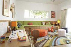 Ideas for Playroom Design