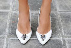 Diy Embellished Party Heels