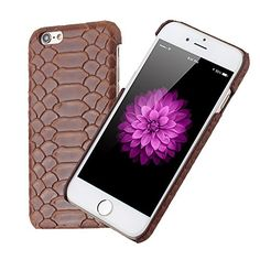 【Touching】iPhone6 6Plus 保護カバー スネークスキン 蛇革 レザー アイホン 6 6+ 6Plus スマホケース/スマホカバー/ソフトケース/ソフトカバー 画面保護 保護カバー/ケース スマートフォン/スマートホン プロテクター au Softbank(iPhone 6, ブラウン) Touching http://www.amazon.co.jp/dp/B011U8ZNNO/ref=cm_sw_r_pi_dp_3V0Svb13D1FD0
