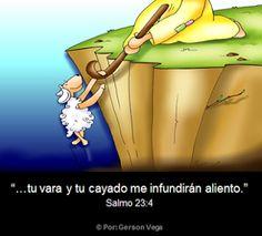 Infundiendo aliento (Salmo 23:4) ~ Evangelismo para HOY